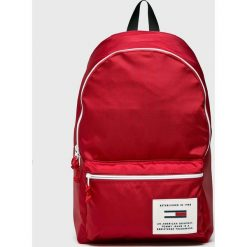 Tommy Jeans - Plecak. Różowe plecaki męskie Tommy Jeans, z jeansu. Za 399,90 zł.