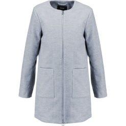 Płaszcze damskie pastelowe: Vila VITRAVELS  Krótki płaszcz light grey melange