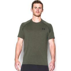 Under Armour Koszulka męska Tech Shortsleeve Tee zielona r. XL (1228539-331). Zielone koszulki sportowe męskie Under Armour, m. Za 77,03 zł.