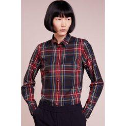 Koszule wiązane damskie: J.CREW PERFECT IN STEWART PLAID Koszula black