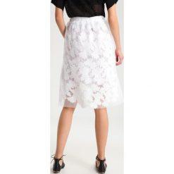 Spódniczki trapezowe: Navy London MILLIE Spódnica trapezowa white