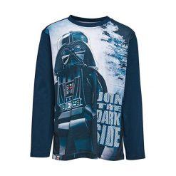 """T-shirty chłopięce z długim rękawem: Koszulka """"M-72364"""" w kolorze granatowym"""