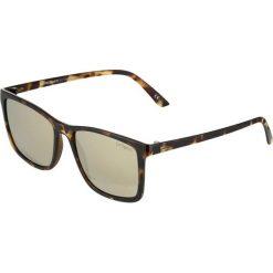 Le Specs MASTER  Okulary przeciwsłoneczne gold revo mirror. Brązowe okulary przeciwsłoneczne damskie marki Le Specs. Za 279,00 zł.