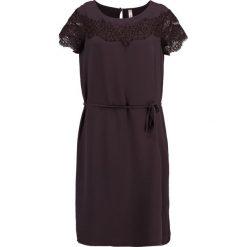 Sukienki hiszpanki: Soyaconcept CEMRE  Sukienka letnia dark earth
