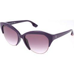 """Okulary przeciwsłoneczne damskie aviatory: Okulary przeciwsłoneczne """"0048/S G23/J8"""" w kolorze fioletowym"""
