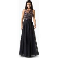 Sukienki hiszpanki: VM – Damska sukienka wieczorowa, szary