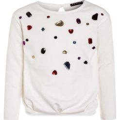 Sisley Bluza offwhite. Białe bluzy chłopięce Sisley, z bawełny. Za 159,00 zł.