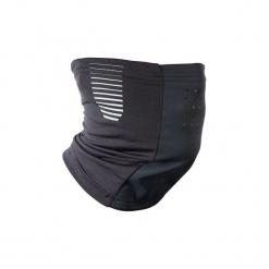 Komin Na Rower 700 Czarny B'twin. Czarne szaliki męskie B'TWIN, na zimę, z elastanu. Za 29,99 zł.