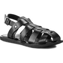 Sandały GINO ROSSI - MN2441-TWO-BG00-9900-0 99. Czarne sandały męskie skórzane Gino Rossi. W wyprzedaży za 139,90 zł.
