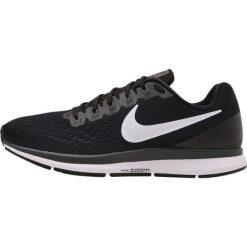 Nike Performance AIR ZOOM PEGASUS 34 Obuwie do biegania treningowe black/white/dark grey/anthracite. Czarne buty do biegania damskie marki Nike Performance, z materiału. W wyprzedaży za 383,20 zł.