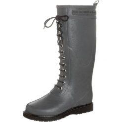 Ilse Jacobsen Kalosze grey. Brązowe buty zimowe damskie marki Alma en Pena, z materiału, na obcasie. W wyprzedaży za 423,20 zł.