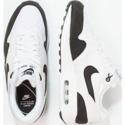 Trampki damskie slip on: Nike Sportswear AIR MAX 1 Tenisówki i Trampki white/black