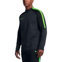 Odzież sportowa męska: Nike Koszulka męska Shield Strike Drill grafitowa r. M (807028 010)