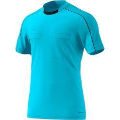Adidas Koszulka Referee 16 niebieska r. S. Niebieskie t-shirty męskie marki Adidas, m. Za 139,66 zł.