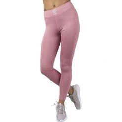 Spodnie damskie: GymHero Legginsy damskie Pink Power różowe r. XS (PINK-POWER_XS)