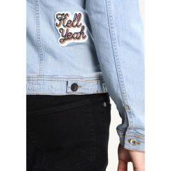 RVLT Kurtka jeansowa lightblue. Niebieskie kurtki męskie jeansowe marki Reserved, l. W wyprzedaży za 441,75 zł.