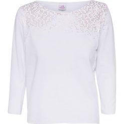 Bluzy rozpinane damskie: Bluza DEHA DANCE Biały