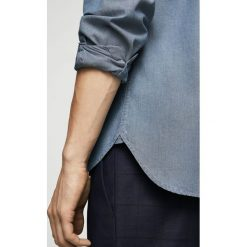 Koszule męskie na spinki: Mango Man – Koszula Alejan
