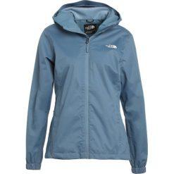 The North Face QUEST JACKET Kurtka hardshell mottled teal. Różowe kurtki sportowe damskie marki The North Face, m, z nadrukiem, z bawełny. W wyprzedaży za 299,25 zł.
