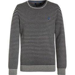 Swetry chłopięce: Polo Ralph Lauren STRIPE  Sweter andover heather