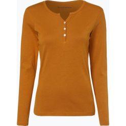 Brookshire - Damska koszulka z długim rękawem, różowy. Czarne t-shirty damskie marki brookshire, m, w paski, z dżerseju. Za 99,95 zł.