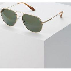 Prada Okulary przeciwsłoneczne goldcoloured. Żółte okulary przeciwsłoneczne męskie wayfarery marki Prada. Za 1069,00 zł.