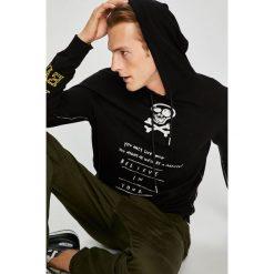 Diesel - Sweter. Czarne swetry klasyczne męskie Diesel, l. Za 849,90 zł.