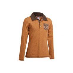 Bluzki dziewczęce z długim rękawem: Koszulka jeździecka polo jr