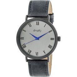 """Zegarki męskie: Zegarek kwarcowy """"the 2900"""" w kolorze szaro-antracytowo-kremowym"""