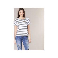 T-shirty z krótkim rękawem Betty London  INNAMOU. Białe t-shirty damskie marki Betty London, l. Za 103,20 zł.