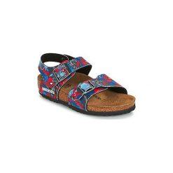 Sandały Dziecko  Birkenstock  NEW YORK. Niebieskie sandały chłopięce Birkenstock. Za 231,20 zł.