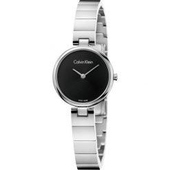 ZEGAREK CALVIN KLEIN Authentic K8G23141. Czarne zegarki damskie Calvin Klein, szklane. Za 1039,00 zł.