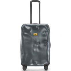 Walizka Icon średnia matowa szara. Szare walizki Crash Baggage, średnie. Za 1040,00 zł.