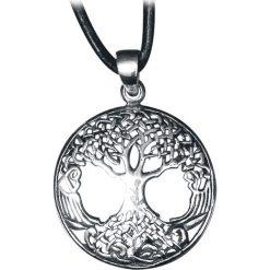 EtNox Magic and Mystic Tree Of Life Wisiorek + Rzemyk standard. Szare łańcuszki męskie etNox Magic and Mystic, srebrne. Za 99,90 zł.