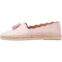 Buty damskie: mint&berry Espadryle mid pink