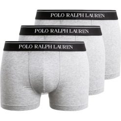 Polo Ralph Lauren POUCH TRUNKS 3 PACK Panty andover heather/black/white. Szare bokserki męskie Polo Ralph Lauren, z bawełny. Za 169,00 zł.