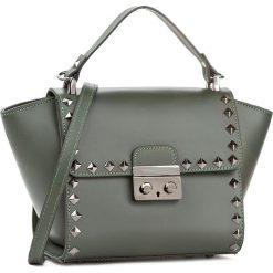 Torebka CREOLE - K10418 Zielony. Zielone torebki klasyczne damskie Creole, ze skóry. W wyprzedaży za 229,00 zł.
