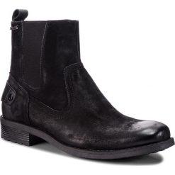Kozaki KAZAR - Nessos 35143-03-00 Black. Czarne buty zimowe męskie marki House. Za 599,00 zł.