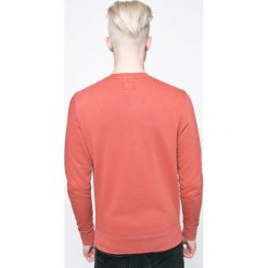 Wrangler - Bluza. Różowe bluzy męskie rozpinane marki Wrangler, l, z bawełny. W wyprzedaży za 179,90 zł.