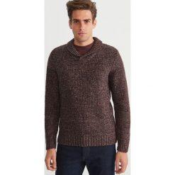 Sweter - Bordowy. Czarne swetry klasyczne męskie marki QUECHUA, m, z materiału. Za 159,99 zł.