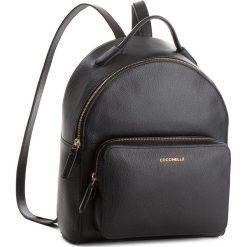 Plecaki damskie: Plecak COCCINELLE - CF8 Clementine Soft E1 CF8 14 01 01 Noir 001
