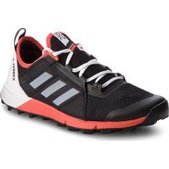 Buty adidas - Terrex Agravic Speed CM7578 Cblack/Ftwwht/Hirere. Czarne buty do biegania męskie Adidas, z materiału, adidas terrex. W wyprzedaży za 449,00 zł.