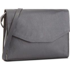Torebka CLARKS - Treen Island 261347110  Dark Grey Leather. Szare listonoszki damskie marki Clarks, ze skóry. W wyprzedaży za 209,00 zł.