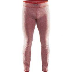 Kalesony męskie: Craft Kalesony męskie Active Comfort Pants czerwone r. M (1903717-1565)