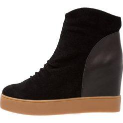 Botki damskie lity: Shoe The Bear TRISH  Botki na obcasie black