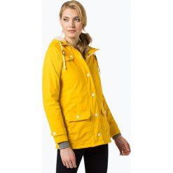 Derbe - Damska kurtka funkcyjna – Peninsula Cozy, żółty. Żółte kurtki damskie marki Derbe. Za 649,95 zł.