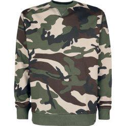 Dickies Washington Bluza kamuflaż. Szare bluzy męskie rozpinane marki Dickies, na zimę, z dzianiny. Za 121,90 zł.