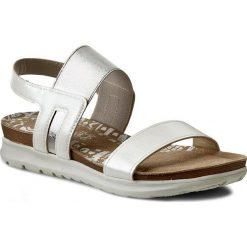 Rzymianki damskie: Sandały INBLU – TUCMOO67 Biały