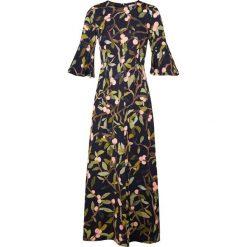 Sukienki: Stine Goya KIRSTEN Długa sukienka peach tree black