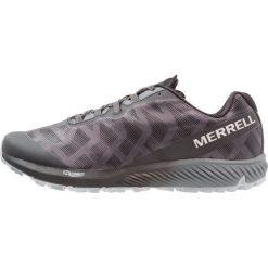 Merrell AGILITY SYNTHESIS FLEX Obuwie do biegania Szlak orca. Szare buty do biegania męskie Merrell, z materiału. Za 419,00 zł.